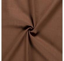 Leinen Ramie medium braun 138 cm breit