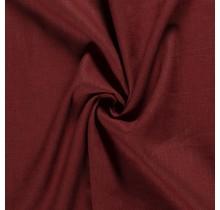 Leinen Ramie medium rostrot 138 cm breit