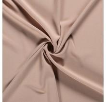 Crêpe Stoff lachsfarben 144 cm breit