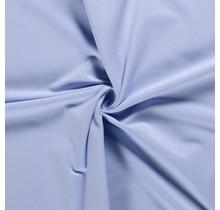 French Terry babyblau 150 cm breit