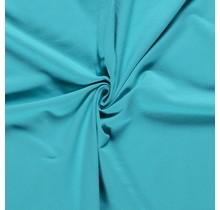 French Terry türkis 150 cm breit