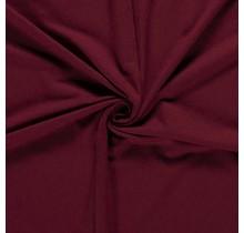 French Terry bordeauxrot 150 cm breit