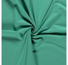 French Terry grün 150 cm breit