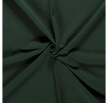 French Terry dunkelgrün 150 cm breit