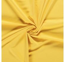 French Terry gelb 150 cm breit