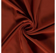 French Terry rostrot 150 cm breit