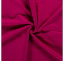 French Terry hot pink 150 cm breit