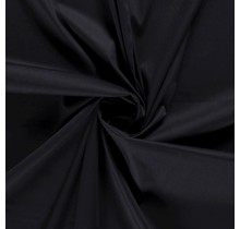 Baumwoll Popeline Stoff Stretch navy 144 cm breit