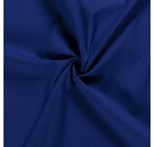 Baumwoll-köper Stretch königsblau 135 cm breit