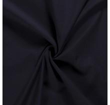 Baumwoll-köper Stretch navy 135 cm breit