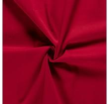 Baumwoll-köper Stretch rot 135 cm breit