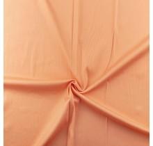 Baumwoll-köper Stretch orange 135 cm breit