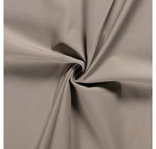 Baumwoll-köper Stretch beige 135 cm breit