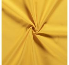 Baumwoll-Köper gelb 146 cm breit