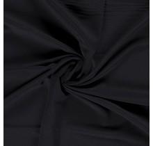 Polyester Viskose stretch navy 144 cm breit