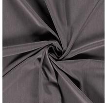 Polyester Viskose stretch mittelgrau 144 cm breit