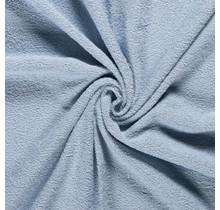 Frottee babyblau 140 cm breit