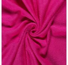 Frottee hot pink 140 cm breit