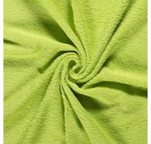 Frottee lindgrün 140 cm breit