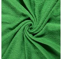 Frottee grasgrün 140 cm breit
