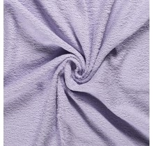 Frottee lavendel 140 cm breit