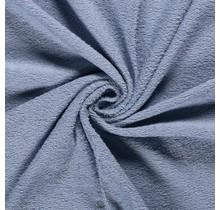 Frottee indigoblau 140 cm breit