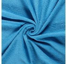 Frottee aquablau 140 cm breit