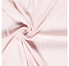 Nicki Stoff Uni hellrosa 147 cm breit