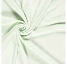 Nicki Stoff Uni mintgrün 147 cm breit
