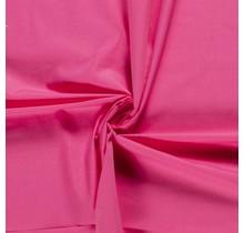 Popeline Stoff Uni dunkelrosa 144 cm breit