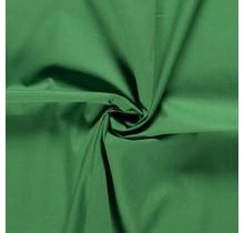 Popeline Stoff Uni grasgrün 144 cm breit