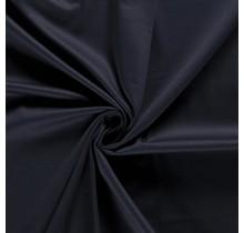 Baumwollsatin Stretch Premium navy 145 cm breit