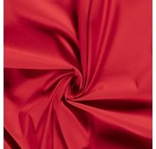 Baumwollsatin Stretch Premium rot 145 cm breit