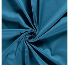 Baumwollsatin Stretch Premium türkis 145 cm breit