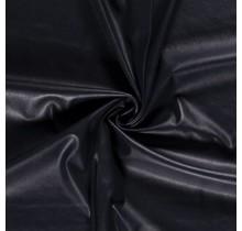 Nappaleder-Imitat navy 140 cm breit