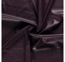 Nappaleder-Imitat taupe braun 140 cm breit