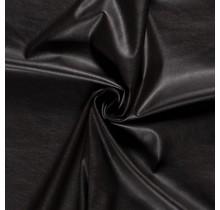 Nappaleder-Imitat mittelgrau 140 cm breit