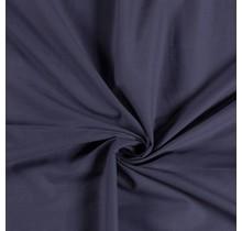 Baumwoll Voile stahlblau 140 cm breit