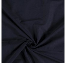 Baumwoll Voile navy 140 cm breit