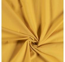 Baumwoll Voile ockergelb 140 cm breit