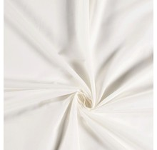 Baumwoll Voile wollweiss 140 cm breit