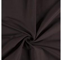 Baumwoll Voile dunkelbraun 140 cm breit