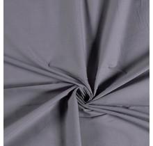 Baumwoll Voile mittelgrau 140 cm breit