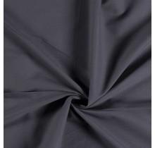 Baumwoll Voile dunkelgrau 140 cm breit