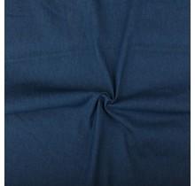 Jeansstof premium voorgewaschen babyblau 140 cm breit