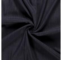 Jeansstof premium voorgewaschen navy 140 cm breit