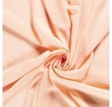 Krepp Georgette Uni lachsfarben 145 cm breit