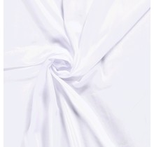 Krepp Georgette Uni weiss 145 cm breit