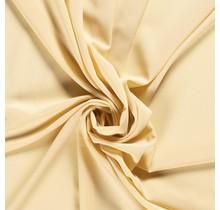 Krepp Georgette Uni deluxe gelb 145 cm breit