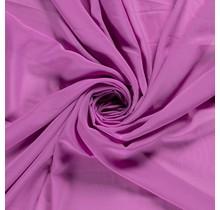 Chiffon lila 140 cm breit